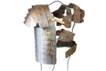 A clue to Roman armour construction