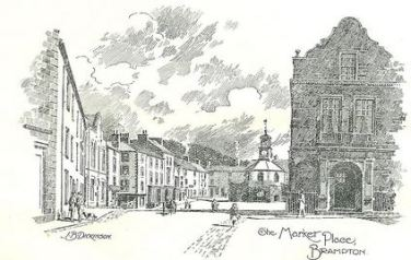 The Market Place, Brampton