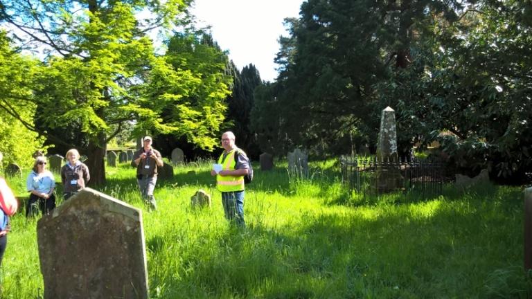4 Churchyard