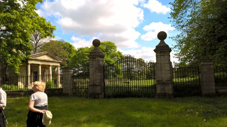 8 KirbyHall gate